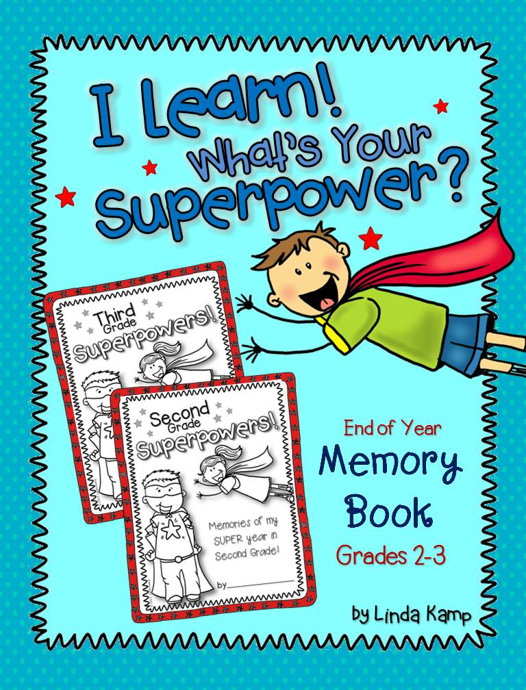 I Learn!  What's Your Superpower!