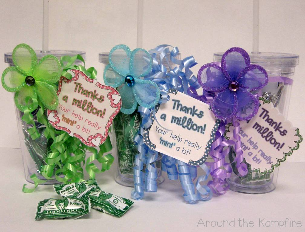 Gift Tag Freebies For Parent Helpers And Teacher Friends