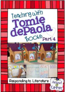 Teaching with Tomie dePaola books: The Strega Nona series