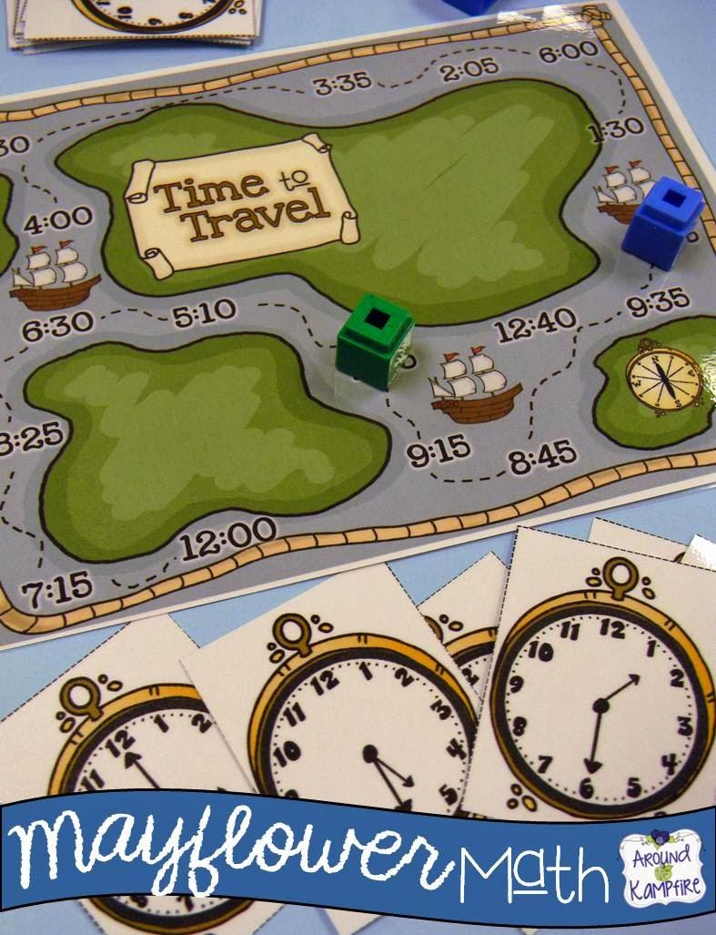 Uncategorized Mayflower Games mayflower math around the kampfire math