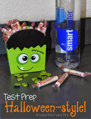 Test Prep Halloween Style and a Freebie!