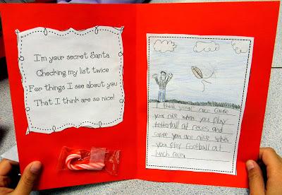 Secret Santa of Kind Words