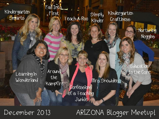 A Holiday Meet Up & Hello 2014!
