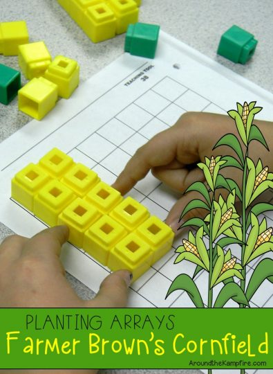 Planting Arrays & A Freebie!