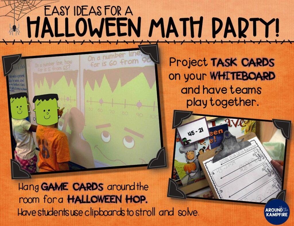 Host A Halloween Math Party Around The Kampfire
