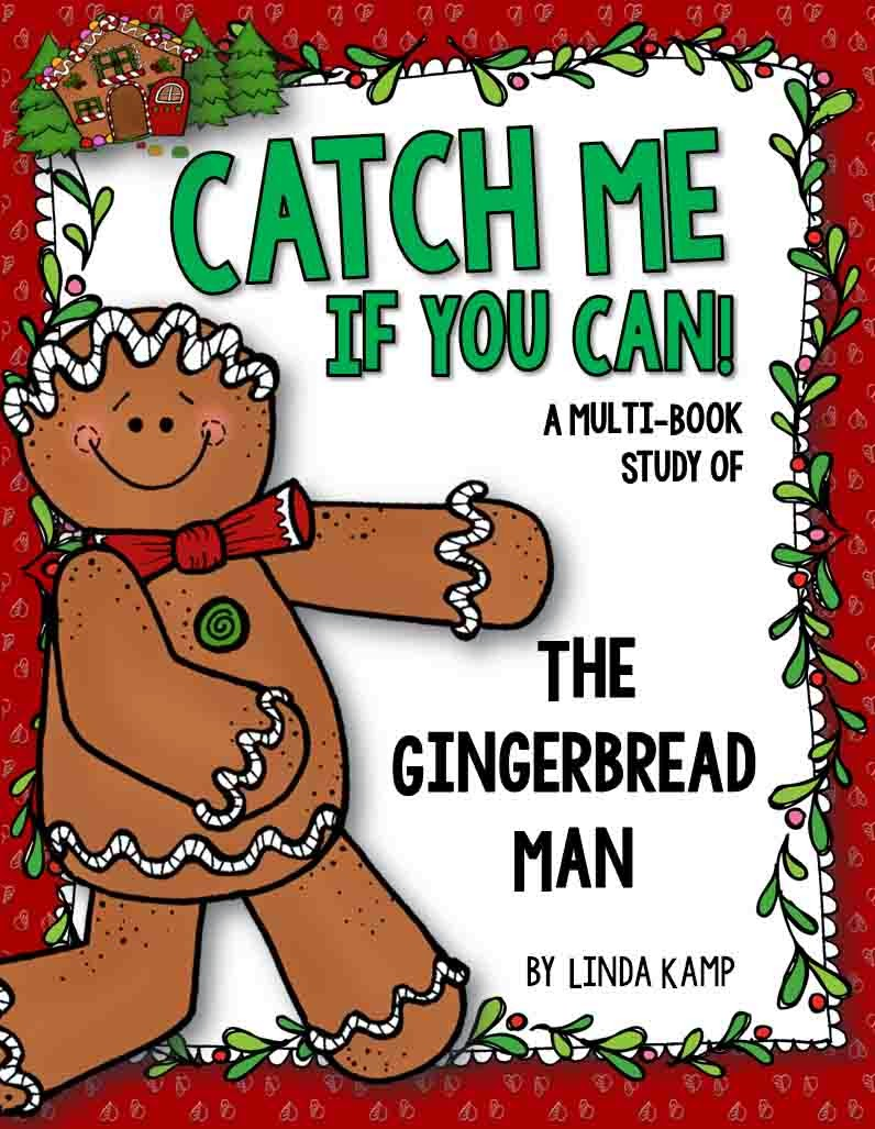 Complete gingerbread unit with lesson plans, math, literacy centers, charts and crafts.
