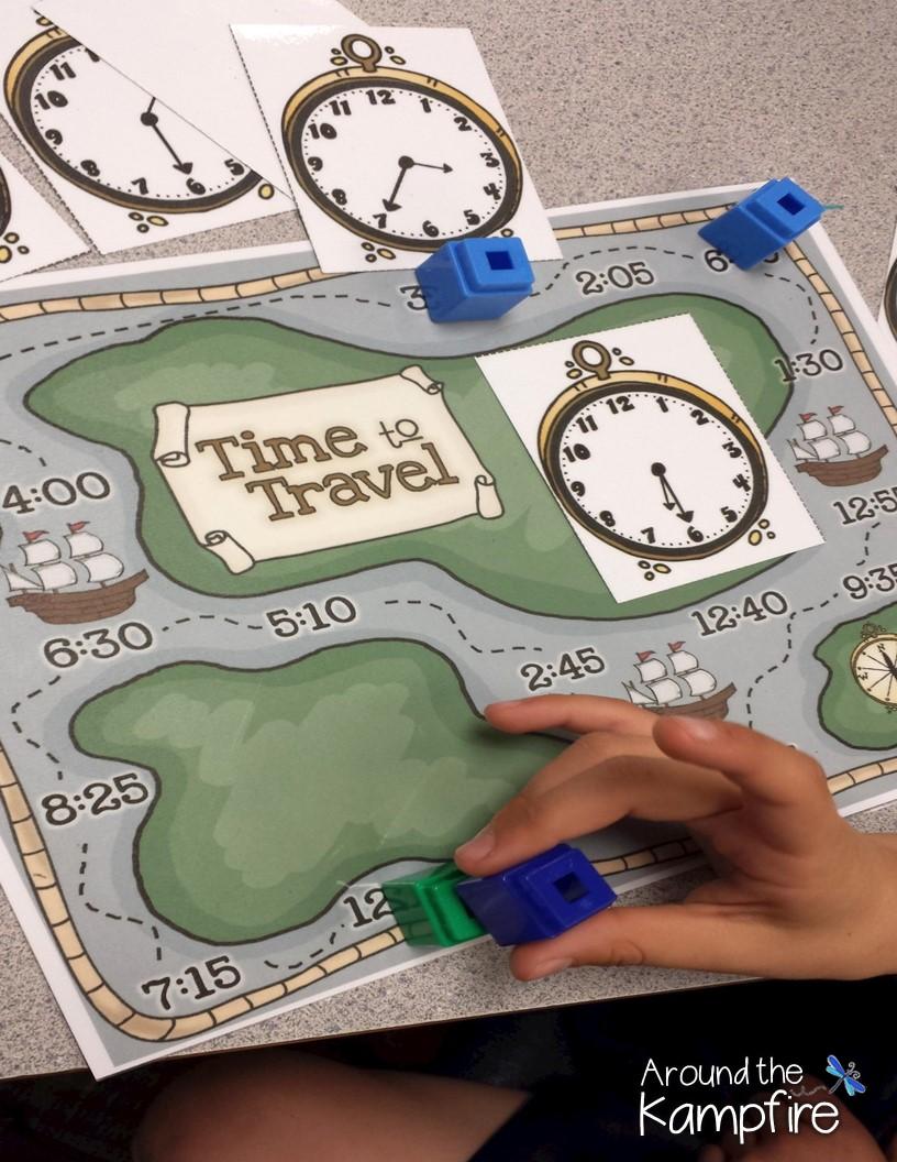 Uncategorized Mayflower Games mayflower math pilgrim parts of speech around the kampfire thanksgiving telling time board game