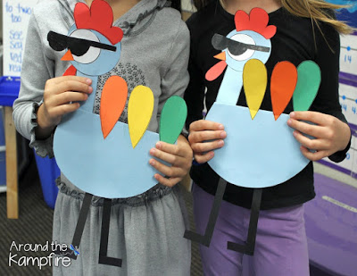 Thanksgiving persuasive writing booklets~A new twist on the Pigeon and disguise-a-turkey.