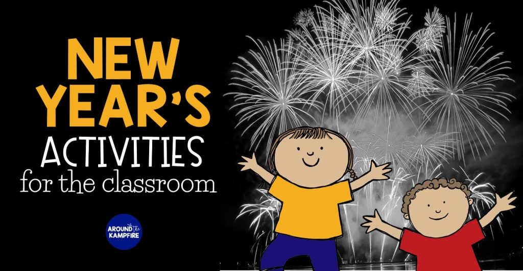 new years activities for the classroom 5 fun teaching ideas and january activities for reading