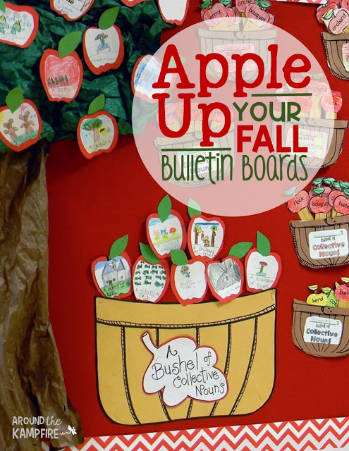 Apple Up Your Fall Bulletin Boards!