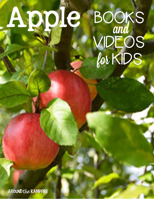 Apple books and videos for kids.
