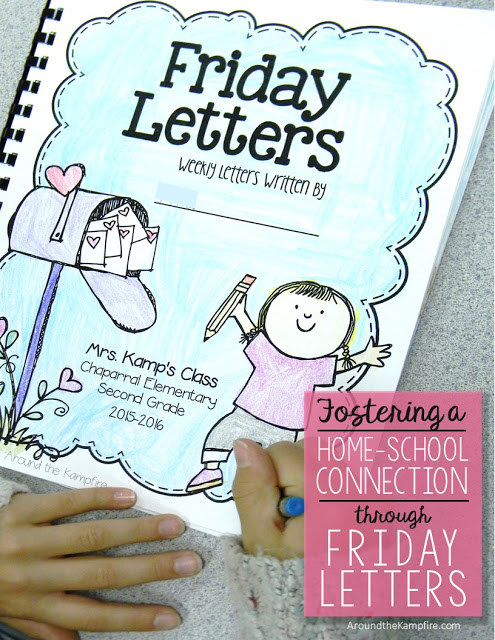 Fostering the Home-School Connection Through Friday Letters