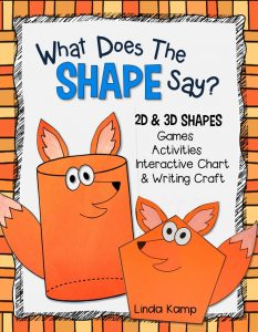 What Does the Shape Say Shapes unit Linda Kamp