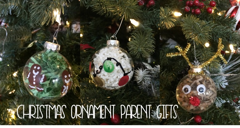 Easy parent Christmas gift ideas from Simply Kinder
