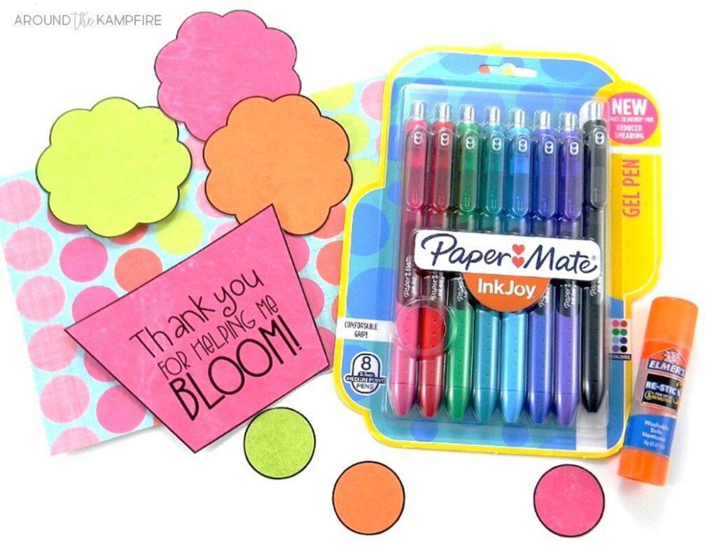 Favorite Things Teacher Gift