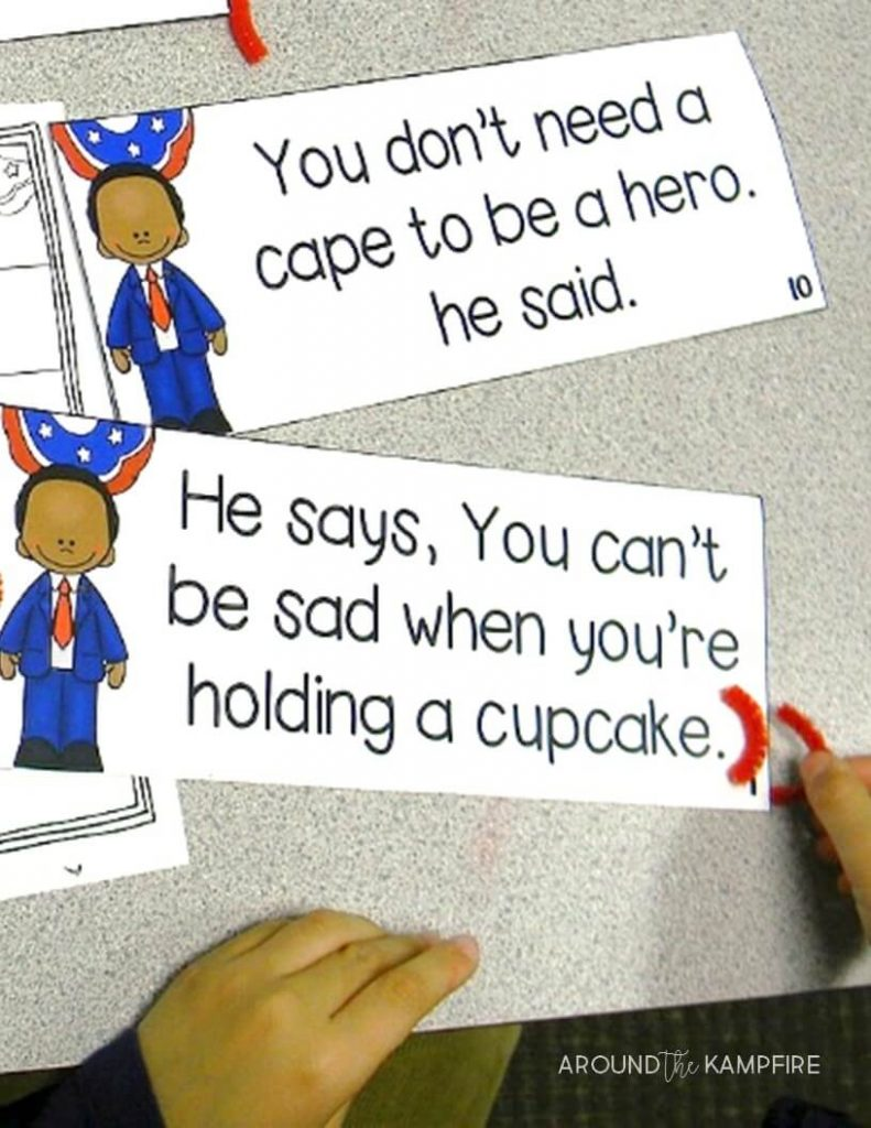 Teaching with Kid President Videos_Quoting Kid President and learning to use quotation marks correctly.