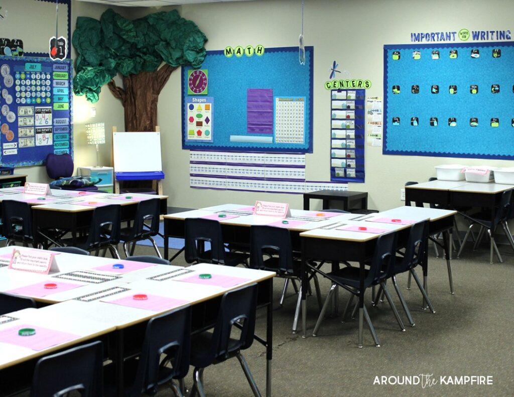 10 Tips For Managing Meet The Teacher - Around the Kampfire