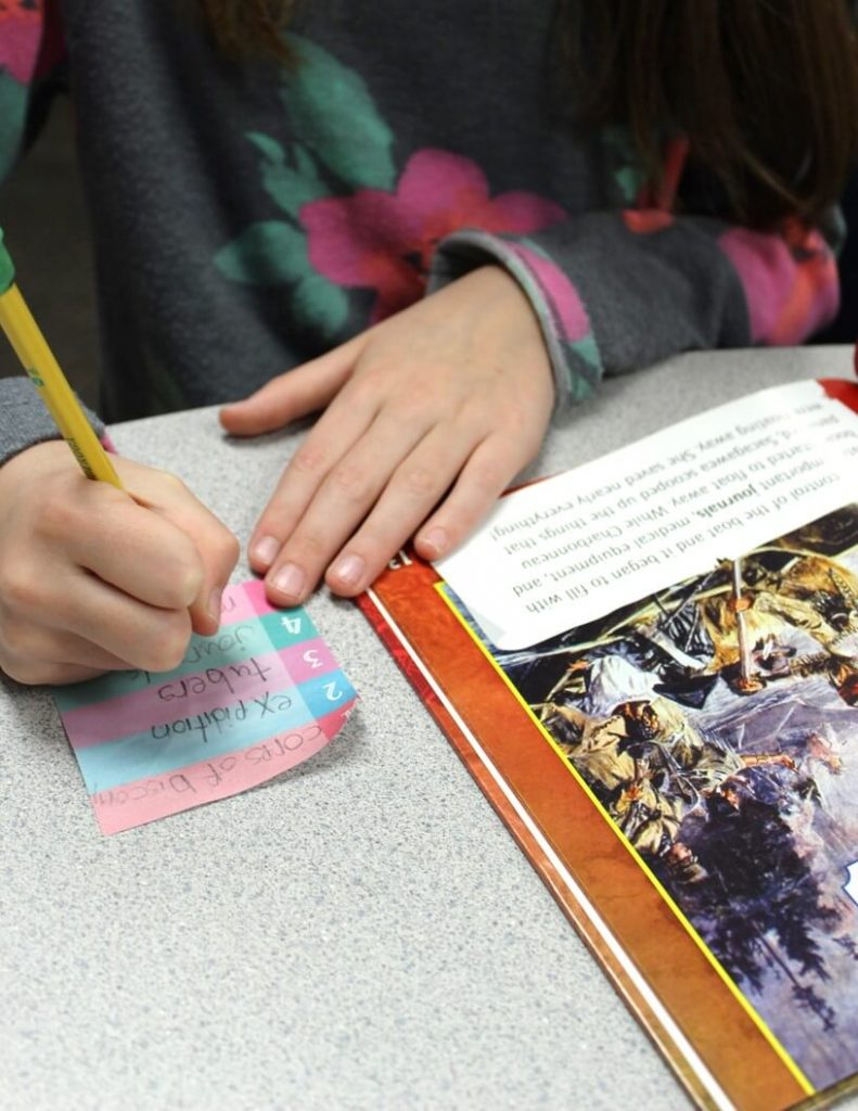 10 Ways to Teach Westward Expansion During your Literacy Block. Small reading group vocabulary activities using informational text about pioneers and westward expansion.