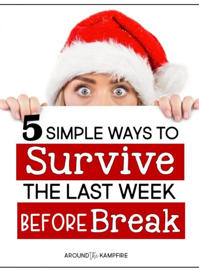 5 Easy Ways to Survive the Last Week Before Christmas Break