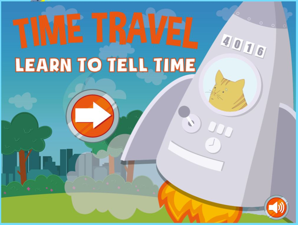 Time Travel Games Abcya