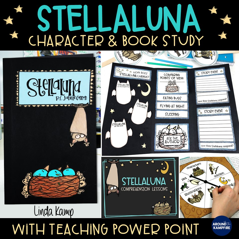 Stellaluna Reading Unit