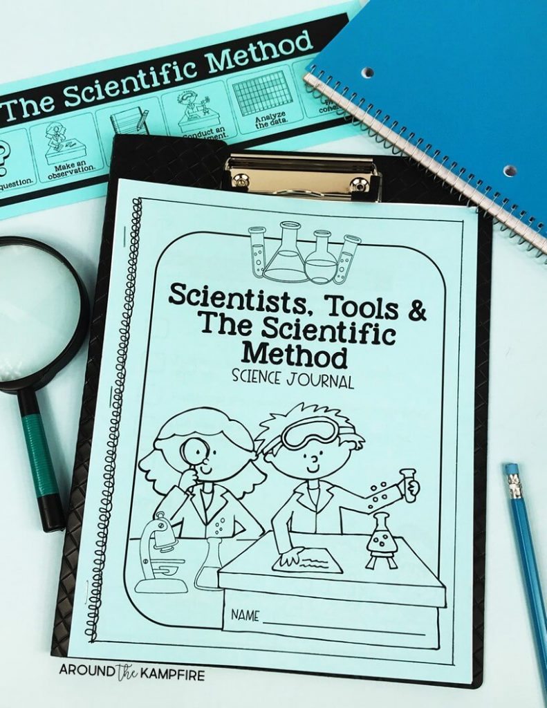 4 Things to Teach in Science at the Beginning of the Year