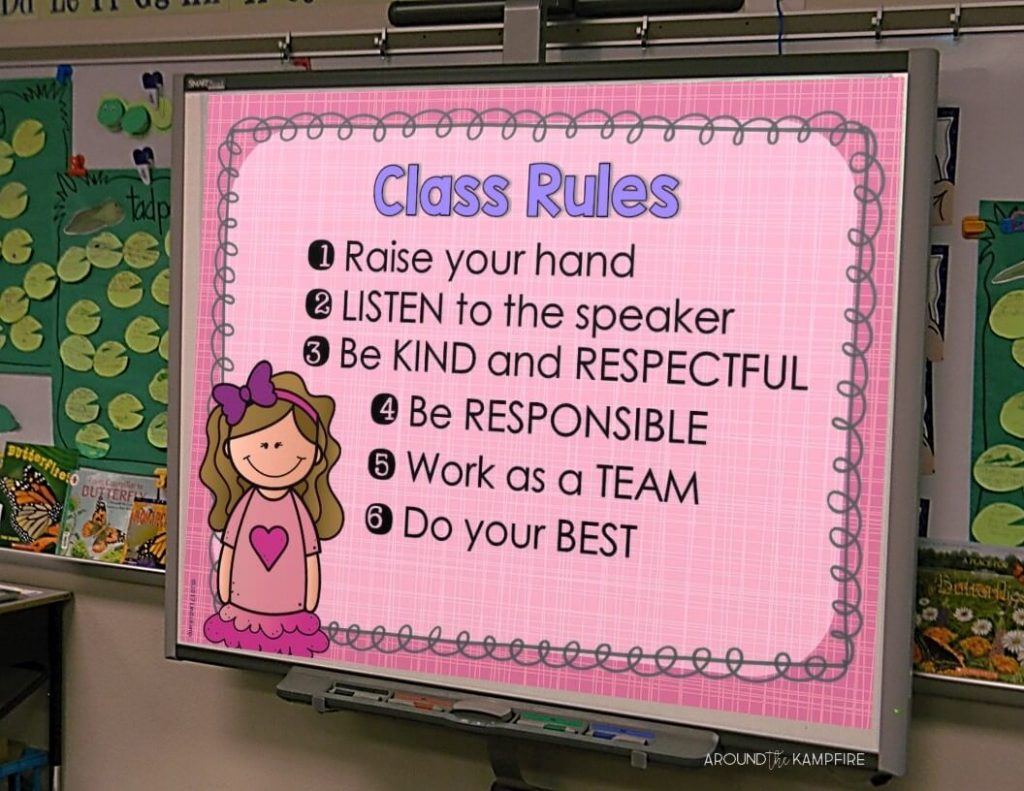 Getting students, and your classroom, back on track after a break-Reviewing rules, routines, and procedures is so important. There are some great classroom management tips in this post to help your students make a smooth transition after any school break.