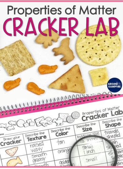 Properties of Matter Cracker Lab: Science Kids Can Eat!
