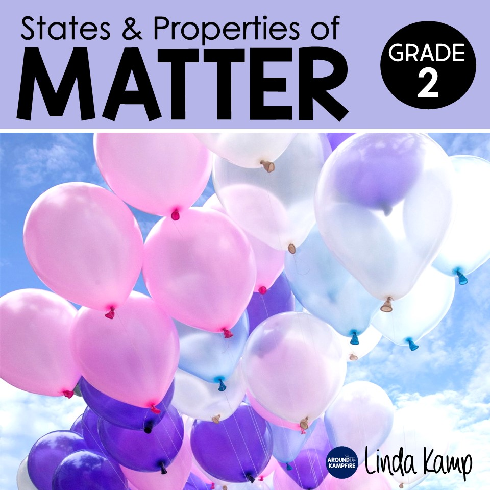 Properties of Matter Grade 2