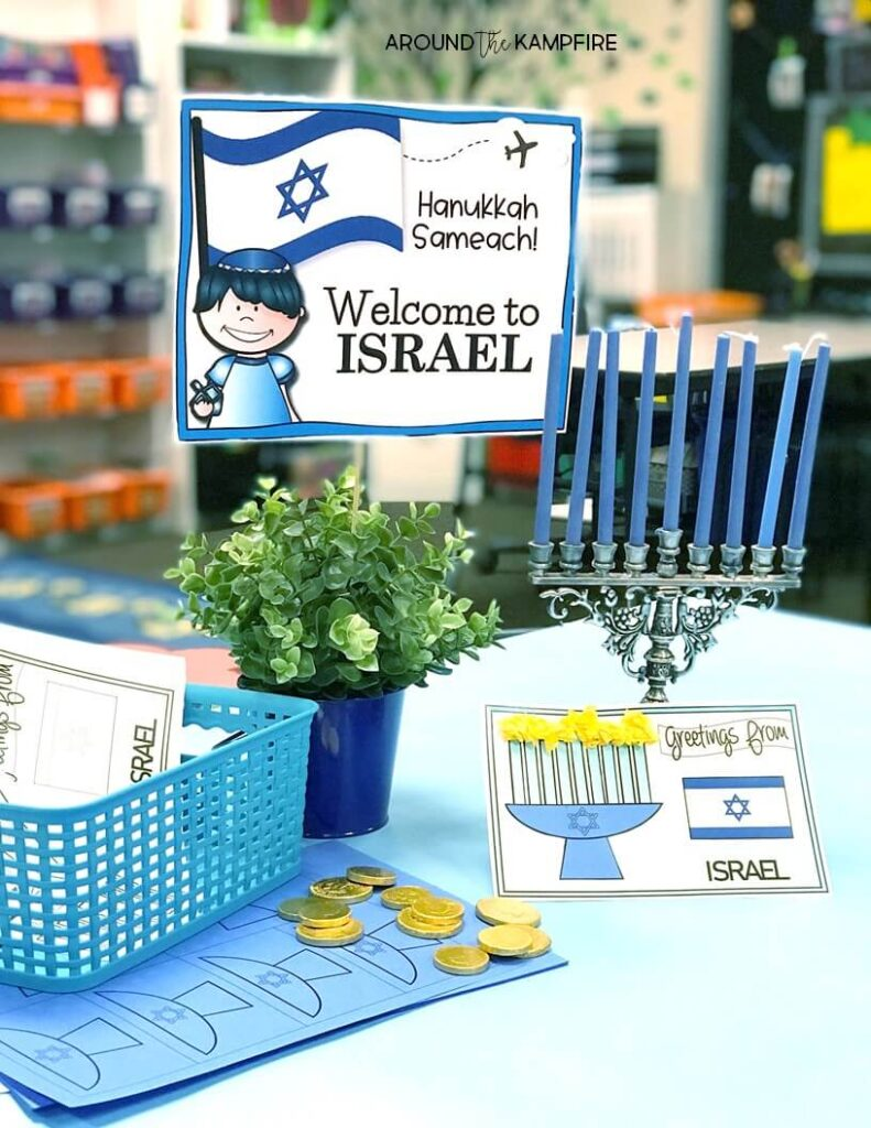 Holidays-around-world-classroom-party-traditions-in-Israel