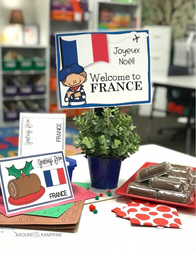 Holidays-around-world-classroom-party-traditions-in-France