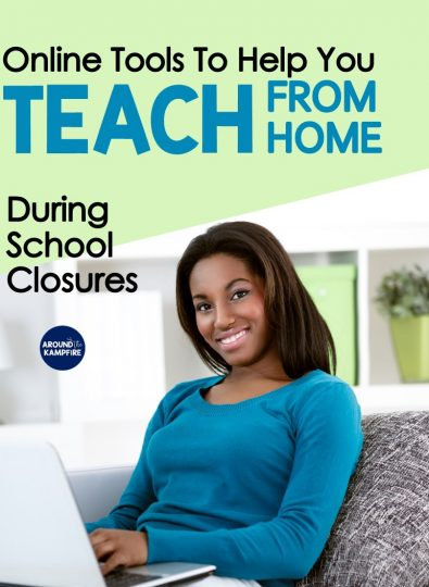how to teach online from home