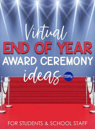 Virtual End of Year Award Ceremony Ideas