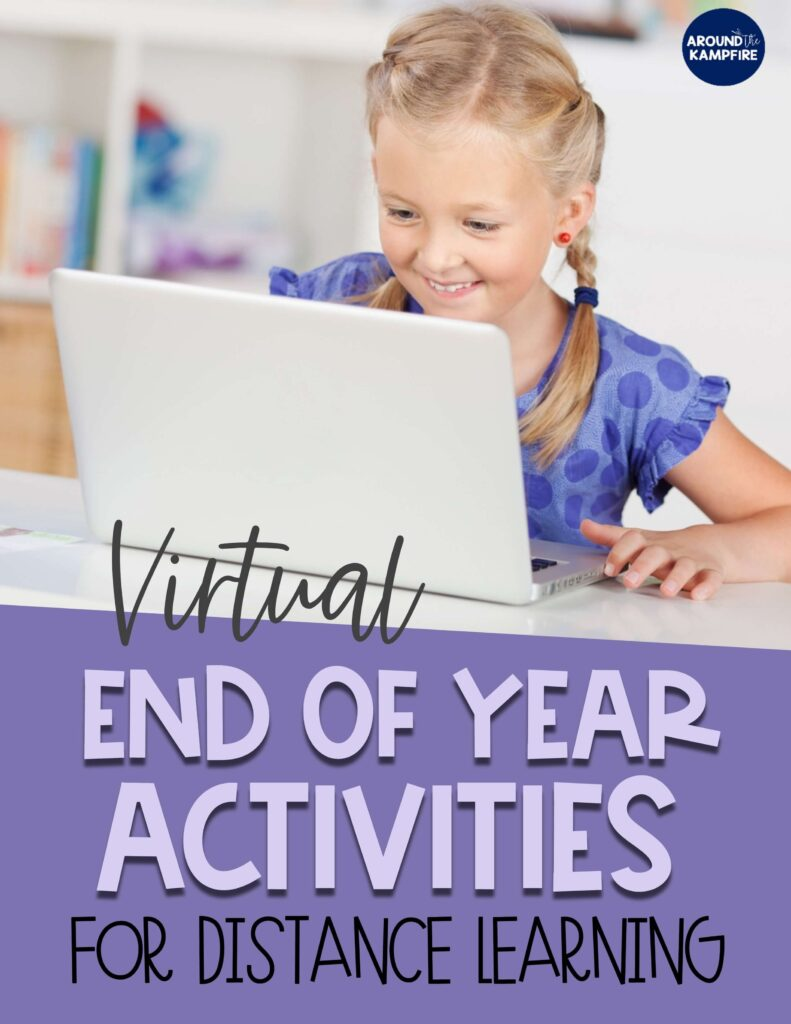 virtual end of the year activities for distance learning