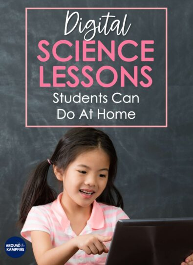 Digital Science Lessons for 2nd Grade