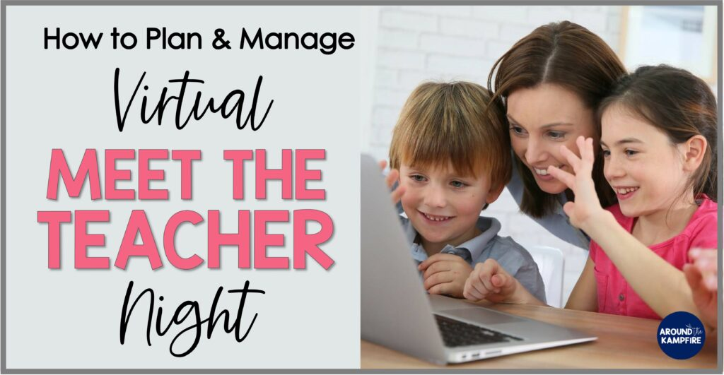 Virtual Meet the Teacher Ideas