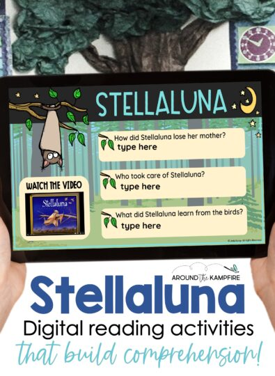 Stellaluna Digital Reading Activities That Build Comprehension