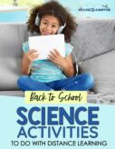 Back to school science activities article