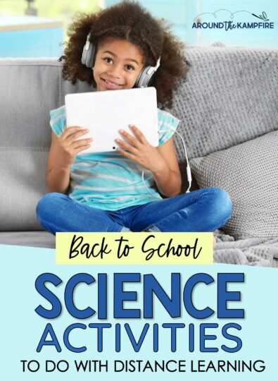 10 Back to School Science Activities You Can Do on Zoom