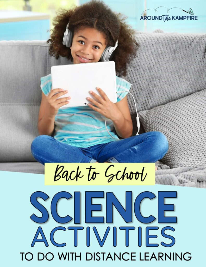 Back to school science activities article
