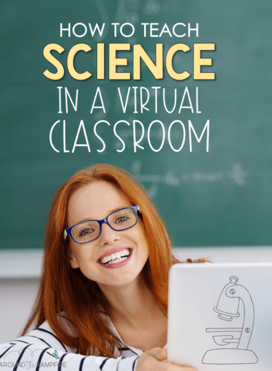 How to Teach Science in a Virtual Classroom