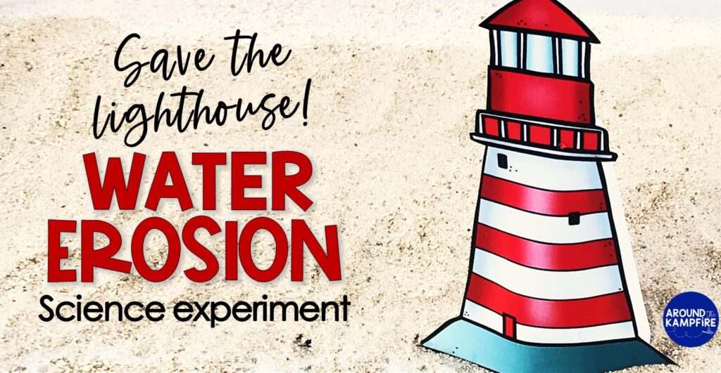 water erosion science experiment