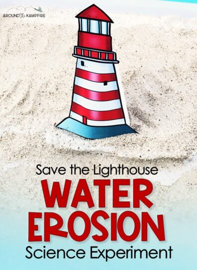 Water Erosion Science Experiment: Save the Lighthouse!