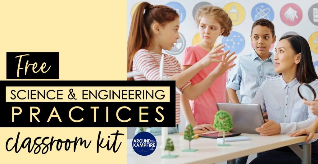 Free Science & Engineering posters and standards cards