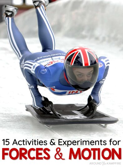 15 Force and Motion Activities for Third Grade